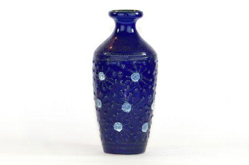 Bilden visar Strehla Keramik 1163 vas – Fat Lava 1960-tal GDR