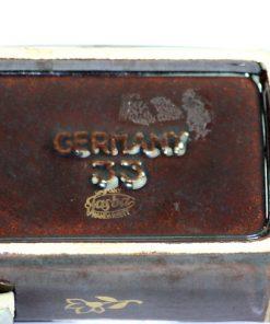 Bilden visar Jasba keramik ask skrin – Germany 33 trinket box detalj stämpel