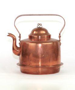 Bilden visar Skultuna Kopparpanna 1611 - Kaffepetter två (2) liter