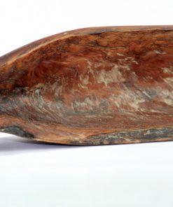 Bilden visar Drivved träfat - Dekorativ träskål av från 1975 sida 1