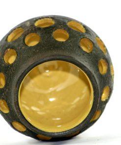 Bilden visar Kjell Blomberg C1 keramiklykta – Gabriel Keramik mindre insida