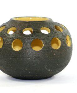 Bilden visar Kjell Blomberg KB 202 keramiklykta – Gabriel Keramik klot