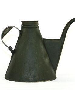 Bilden visar Oljekanna - Öbm Fgc antik stor med pip och lock sida